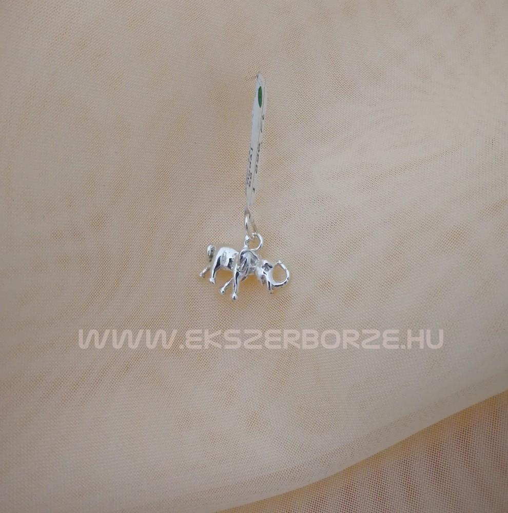 Ezüst elefánt medál - Ékszerbörze e58128a808