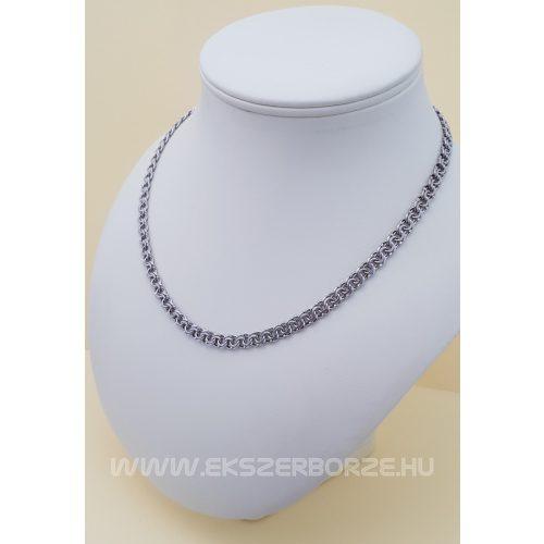 Ezüst tömör nyaklánc