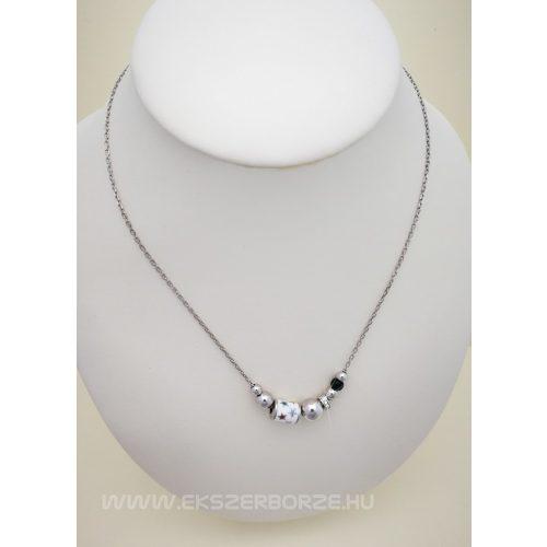 Egyedi ezüst nyaklánc
