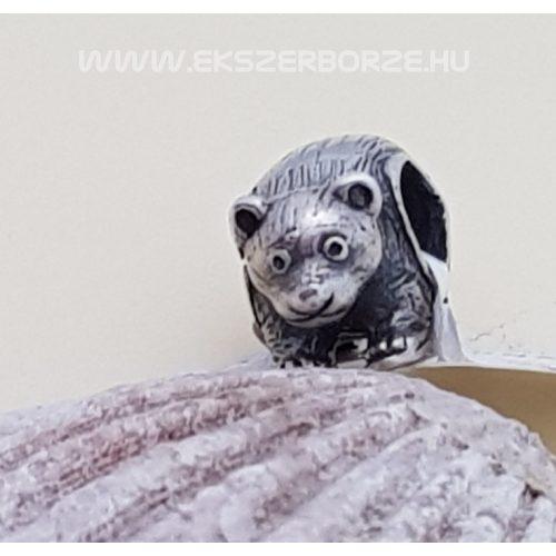 Pandora karkötőre maci alakú charm