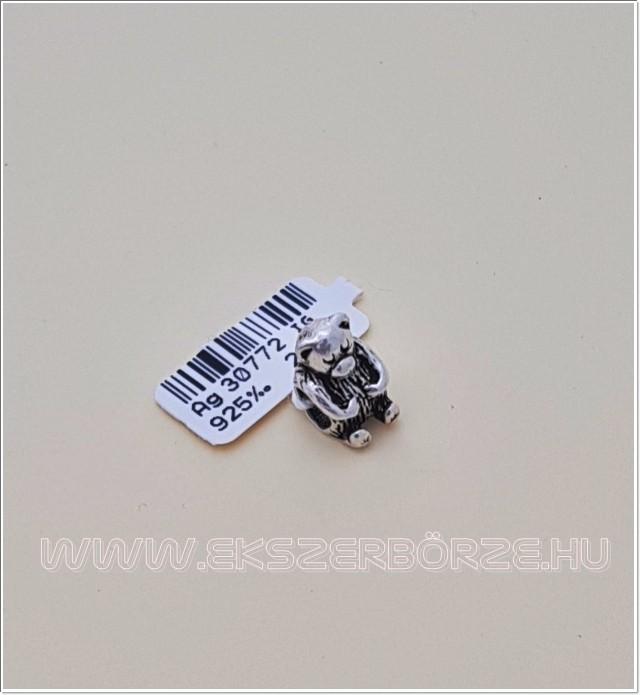 Pandora karkötőre maci alakú charm - Ékszerbörze c779cda7d1