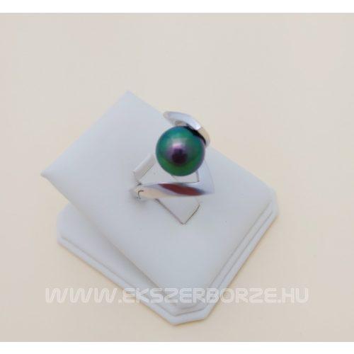 Shell gyöngyös Monis gyűrű