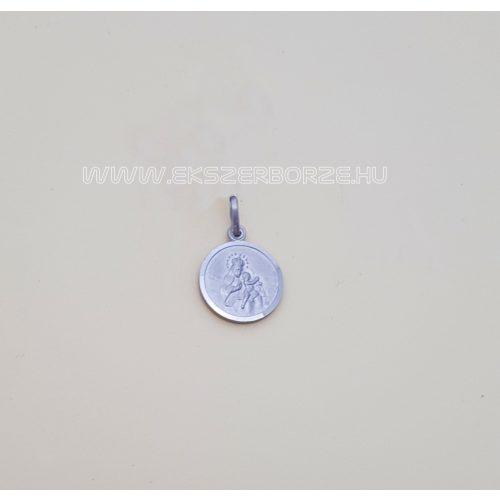Szűz Mária ezüst medál, skapuláré