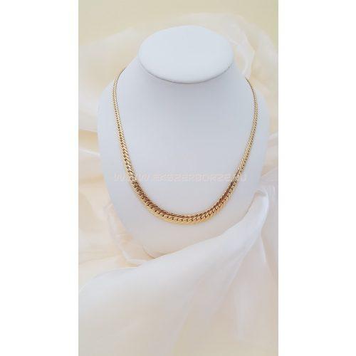 Arany kiszélesedő spiga nyakék