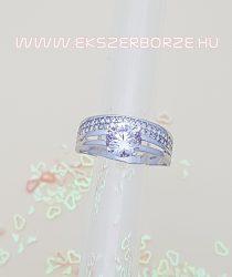 Fehérarany eljegyzési gyűrű9