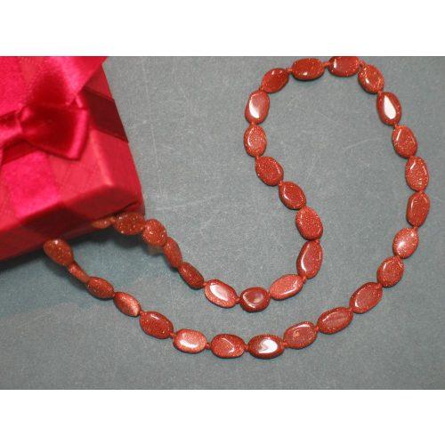 Goldfluss-napkő nyaklánc